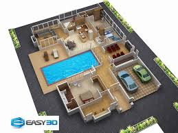 house design with floor plan 3d darts design com fabulous simple house floor plans 3d simple one