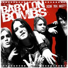 cracked wide open and bruised babylon bombs kick rock n roll