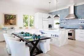 Bohemian Kitchen Design Bohemian Beach House Mccann Design Group