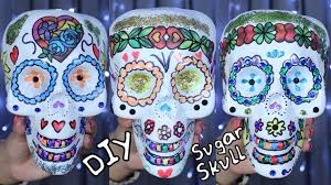 DIY Sugar Skull Decor Vanessa Jhoy Blog