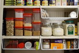 organizer organizing a food pantry rubbermaid pantry organizer