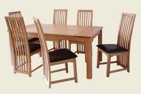 Oak Dining Room Table Chairs by Dining Table Sets Oak Dining Table Set Dining Room Cool Glass