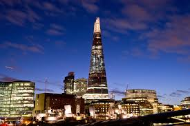 the shard tag archdaily