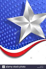 Usa Stars Flag Stars U0026 Stripes Usa Background Poster Banner Flag With Copy Space