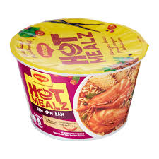 maggi cuisine maggi meals bowl noodles tom yam 91g from redmart