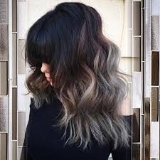 hombre hairstyles 40 glamorous ash blonde and silver ombre hairstyles page 25