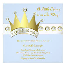 baby shower invitations outstanding prince baby shower