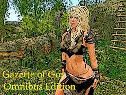 Vosk Because God Has Burning Bushes Everywhere Gazette Of Gor Omnibus Edition 61 To 68 Adventures Of Gorean