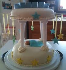 baby boy mobile baby shower cake cakecentral com