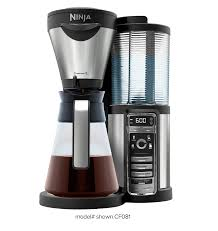 Where To Buy A Coffee Grinder Coffee Maker Ninja Coffee Bar And Iced Coffee Machine For Home