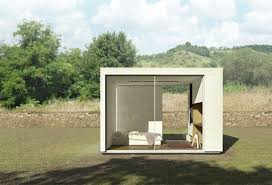 Prefab In Law Cottage Cover U0027s 50k Algorithmic Tiny Houses Are 80 More Efficient Than