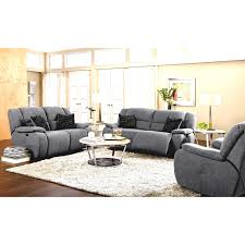 Gray Recliner Sofa Majestic Gray Fabric Upholstery Reclining Sofa Set As Modern