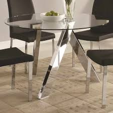 The Material And The Composition Of Dining Table Bases Beauty - Dining room table base