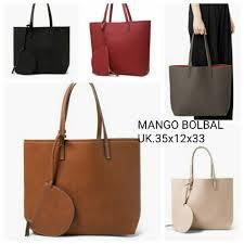 Tas Mango tas mango bolbal 7012 35x12x33 195rb bag march 17 march