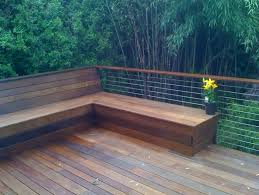 Wooden Deck Bench Plans Free by Best 25 Bench With Back Ideas On Pinterest Wood Bench With Back