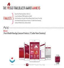 2015 trailblazer award winners u2013 pm360