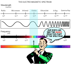 What Color Of Visible Light Has The Longest Wavelength Physical Science