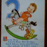 birthday card for two year old boy 2 year old birthday card