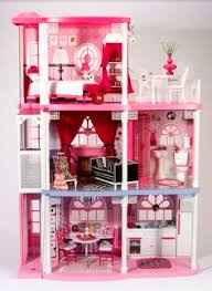 My Homemade Barbie Doll House by Barbie U0027s Dream House Has Changed In Decor But Is Essentially The