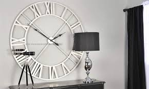 oversized clocks large wall clocks shabby chic suitable with oversized wall clocks