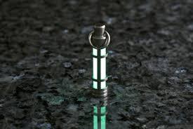 glow fob titanium embrite glow fob dudeiwantthat