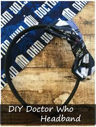 doctor headband diy doctor who bow headband mylitter one deal at a time