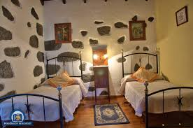 Casa M El Schlafzimmer Finca Casa Rural Matos Arbejales Gran Canaria Kanaren 24