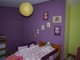 chambre violet peinture chambre pour ado fille idées déco aménagement