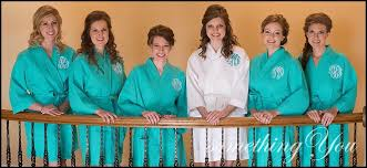 waffle robes for bridesmaids wedding sets wedding bridesmaid robe sets by something you