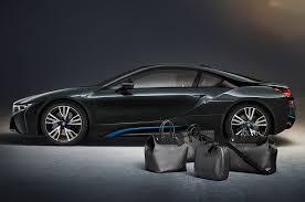 Bmw I8 Custom - louis vuitton customizes luggage set for 2014 bmw i8 motor trend