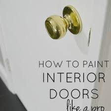 How To Paint An Interior Door 8 Tips For Choosing The Right Paint Color