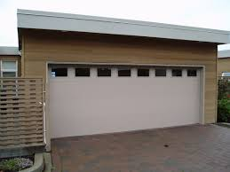 garage glass doors contemporary garage doors awesome smart home design