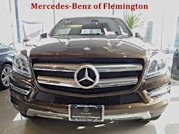 mercedes 2014 suv certified pre owned 2014 mercedes gl gl 450 suv in flemington