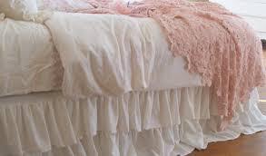 bedding set white bedding for spring stunning target shabby chic