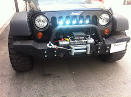 led lights for jeep wrangler amazon com m r jeep wrangler jk cree led high5 light kit other