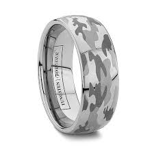 camouflage wedding rings mens camo wedding bands ideal weddings