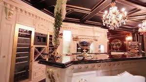 custom made luxury kitchen italian design salone del mobile