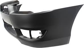 nissan altima front bumper replacement amazon com oe replacement mitsubishi lancer front bumper cover