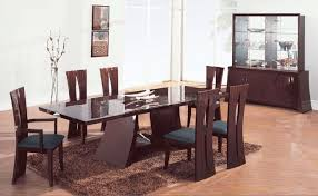 modern dining room sets raymour and flanigan kitchen table sets modern glass dining table