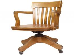 Antique Wooden Office Chair Stylish Computer Chairs Old Wooden Office Chairs Vintage Office