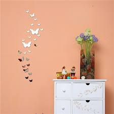 large wall decal mirror reviews online shopping large wall decal