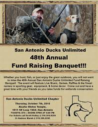 san antonio ducks unlimited banquet october 7th 2coolfishing