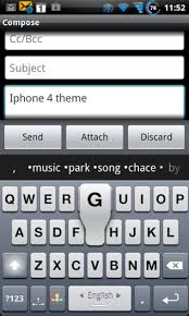 ios 6 keyboard apk a i type keyboard free free 6 2 1 fox for android