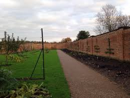 the walled kitchen garden at clumber park sprouts a new face lift