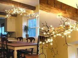 tree branch chandelier diy rustic chandelier ideas for tree branch chandeliers candle