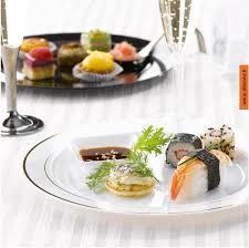 assiette jetable mariage vaisselle jetable mariage de grande qualité avec un liseré or