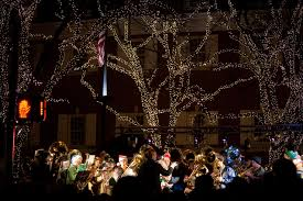 lighting stores in lancaster pa downtown lancaster holiday events kick off with tree lighting tuba