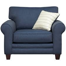 Blue And White Accent Chair blue accent chairs for living room spindel arm chair with navy