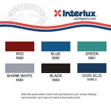 interlux perfection color chart real fitness