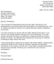 academic cover letters who to address academic cover letter